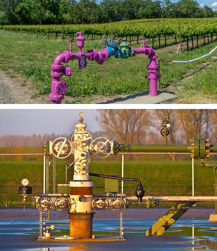 Agricultural and Industrial Water Supplies - Innovative Groundwater Solutions